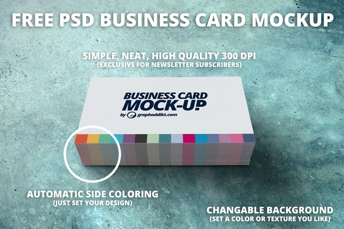 Free business card psd mockup creativetacos free business card psd mockup reheart Image collections