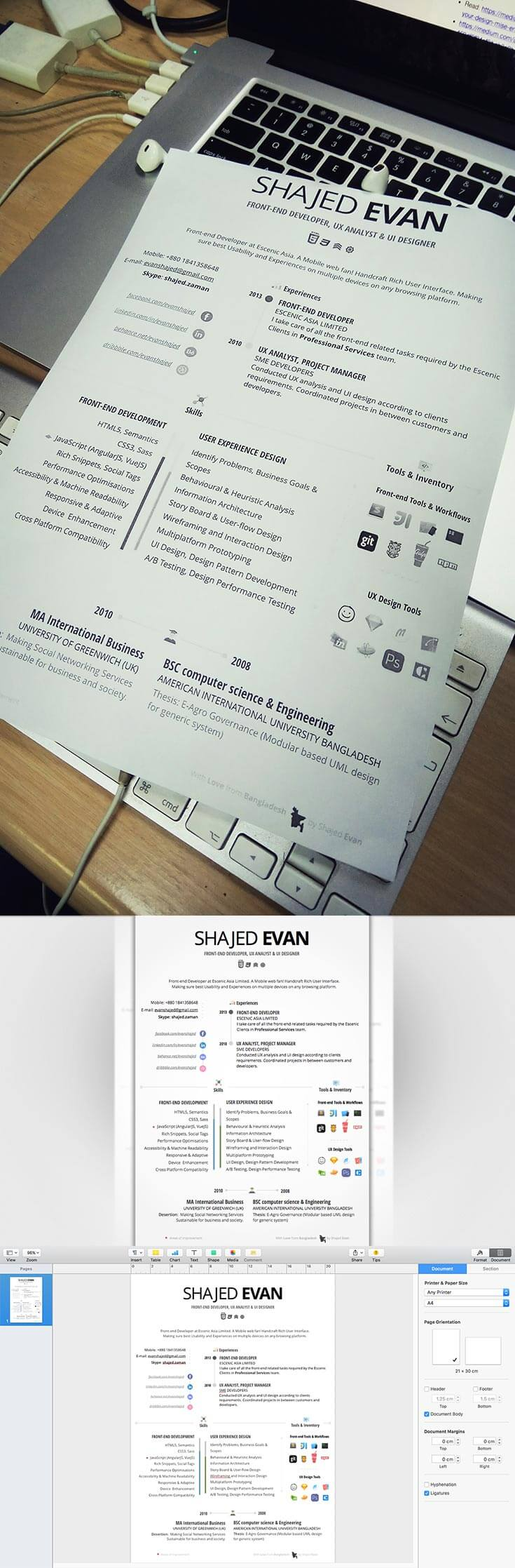 Creative Resume Designs Bi Consultant Sample Resume