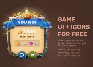 Free Game UI
