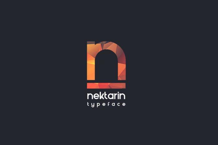 Free Nektarin Sans Serif Typeface