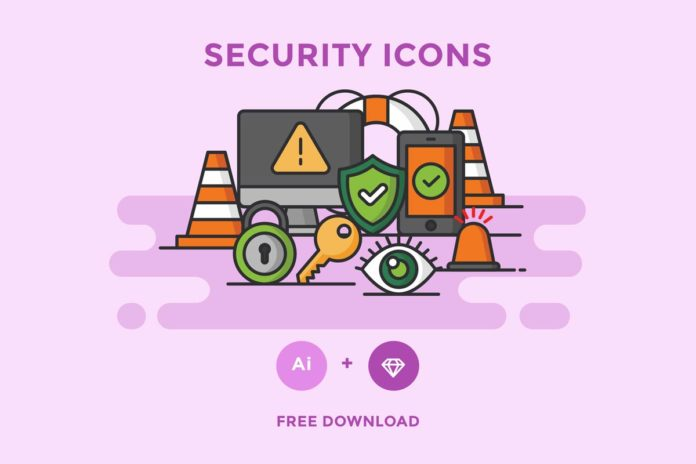 Free Security Vector Icons