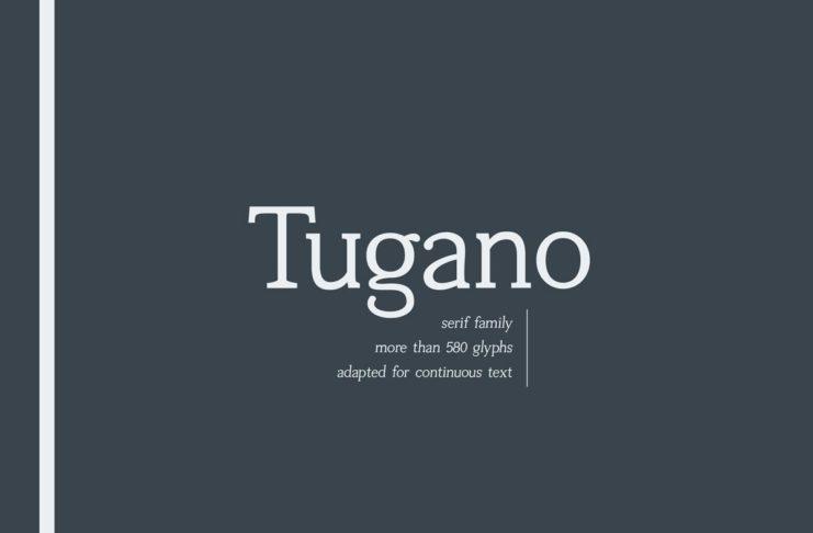 Free Tugano Serif Demo Font