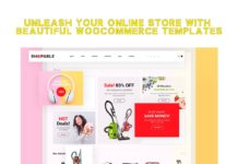 Unleash your Online Store with Beautiful Woocommerce templates