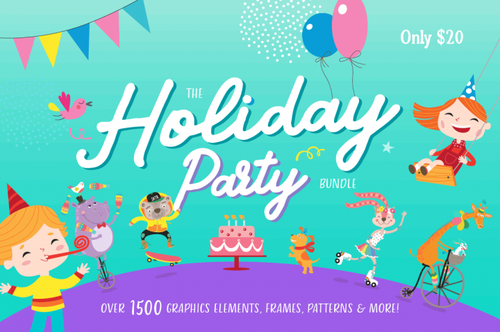 The Holiday Party Bundle