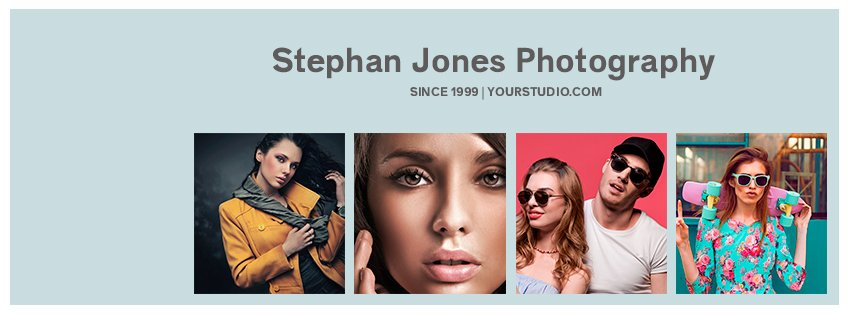 Facebook Timeline Cover Photography Templates Vol.1