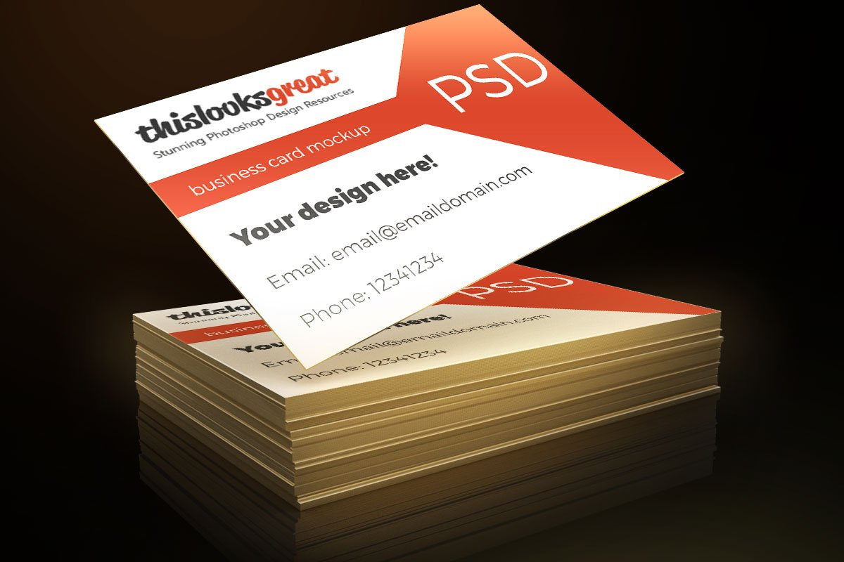 Free business card mockup psd creativetacos free business card mockup psd magicingreecefo Images