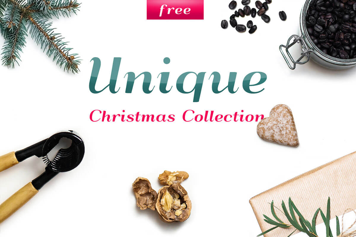 Free Christmas Collection PSD