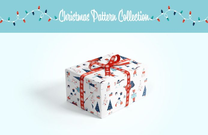 Free Christmas Pattern Collection