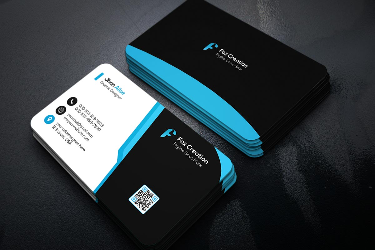 Free Creative Business Card Design - Creativetacos