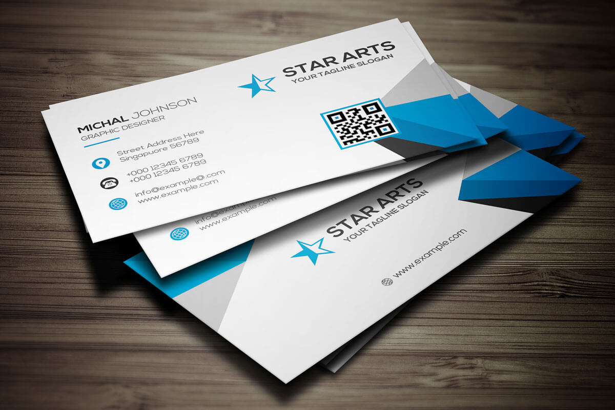 Free Corporate Business Card — Creativetacos