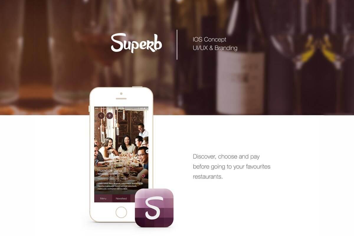 Free Superb iOS Booking App