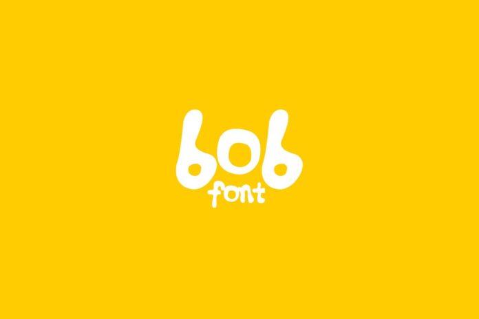 Free BoB Comic Font