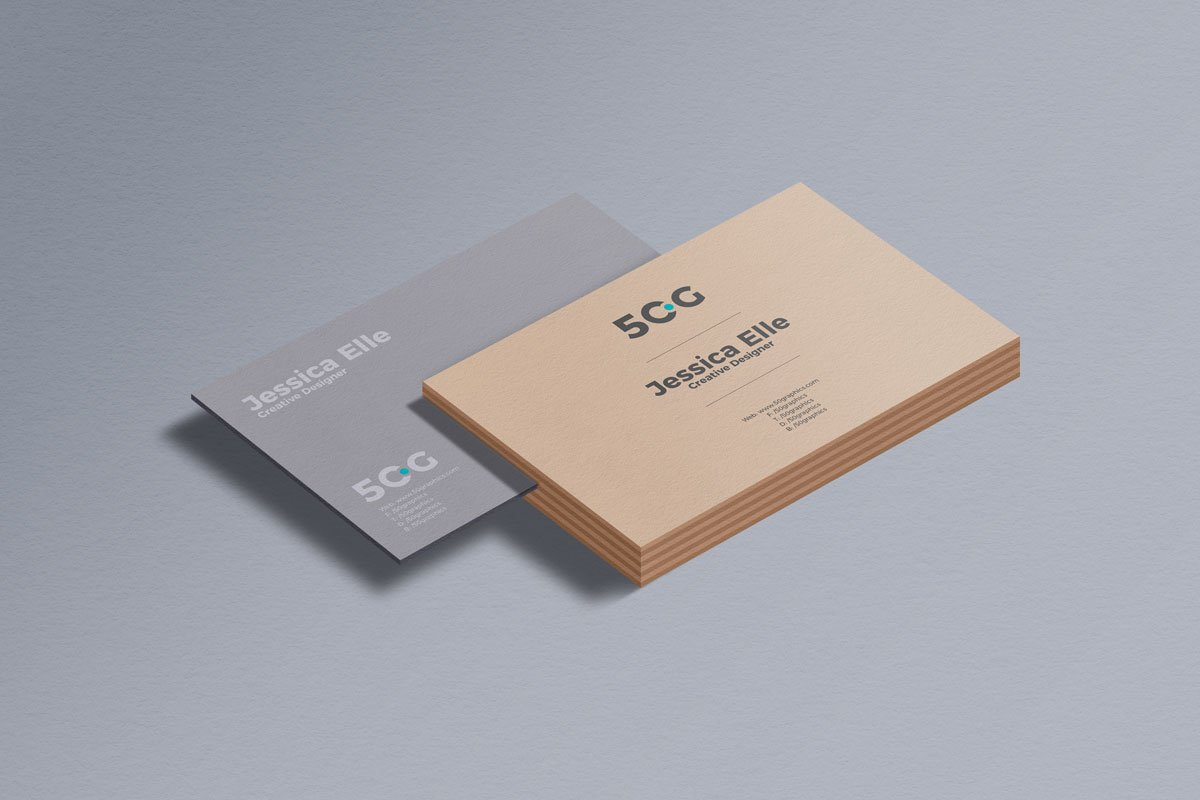 Free business card branding mockup creativetacos free business card branding mockup colourmoves