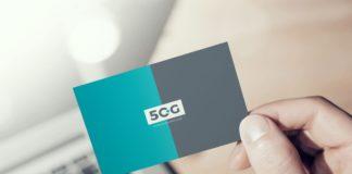 Free Business Card Hand Mockup