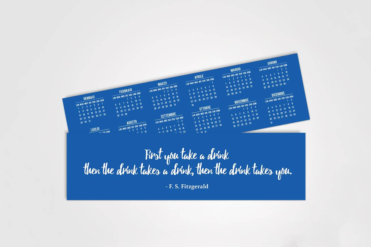 Free Calendar Bookmarks