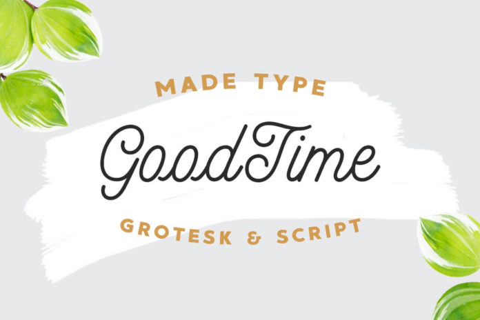 Free Made GoodTime Script Font