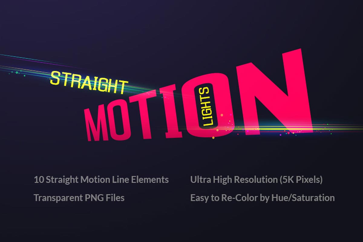 Free Motion Graphics Elements