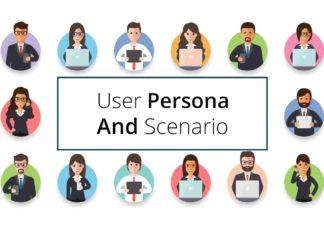 Free User Personas Scenario Templates