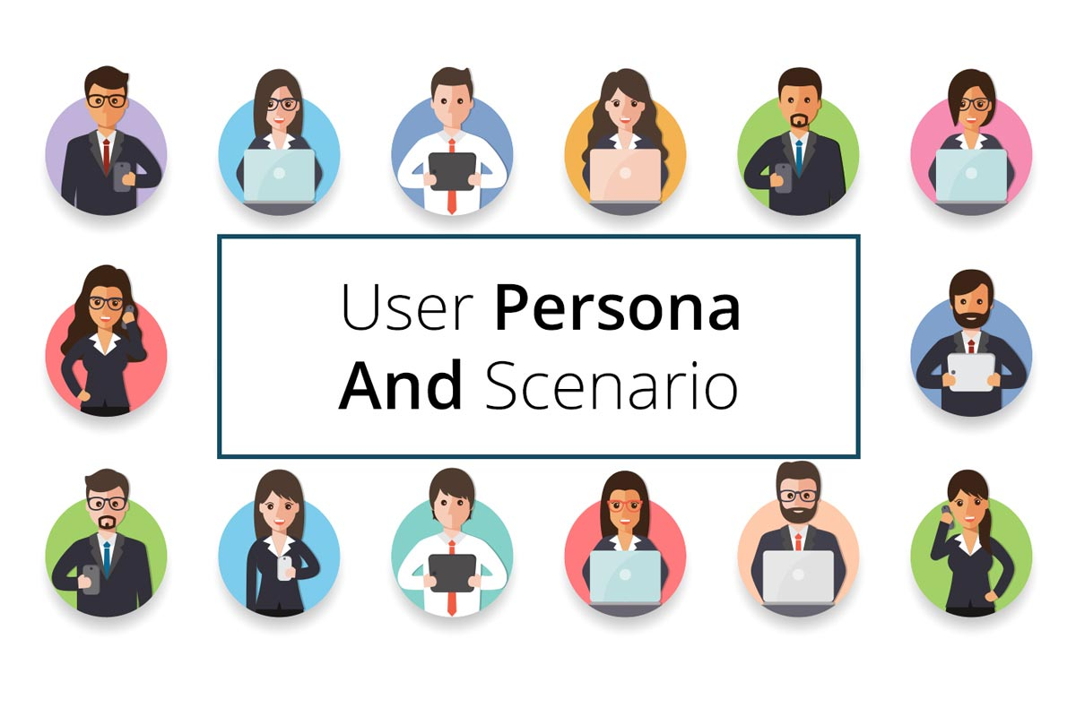 how to find user persona