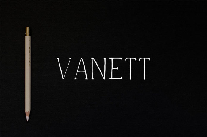 Free Vanett Handmade Demo Font