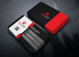 Free Creatives Business Card Template