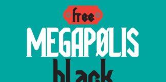 Free Megapolis Serif Font