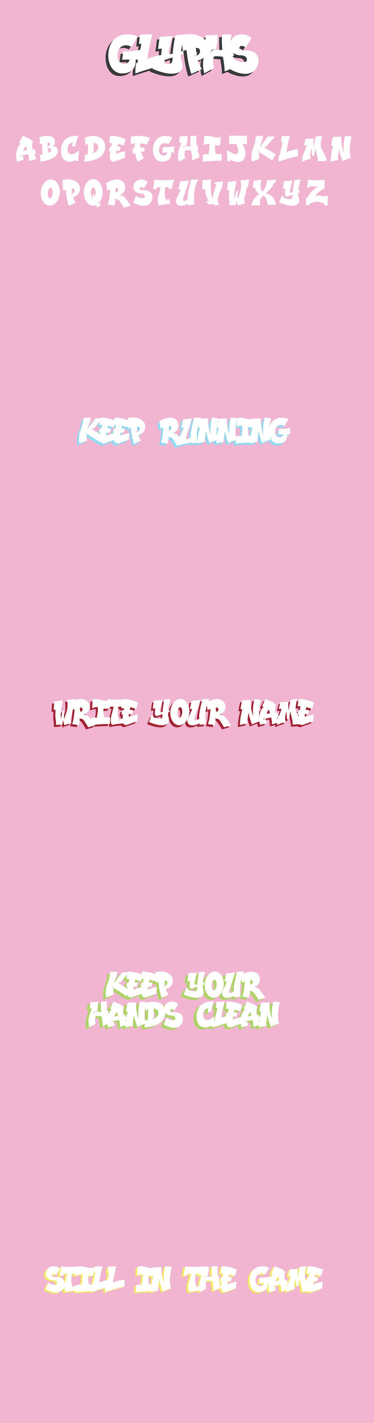 Free NMF Burner Script Font