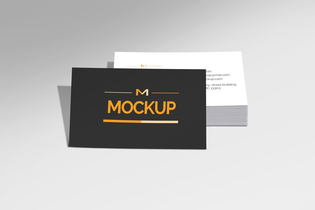 Free style business card mockup creativetacos free style business card mockup reheart Image collections