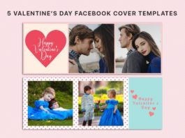 Valentine's Day Facebook Cover