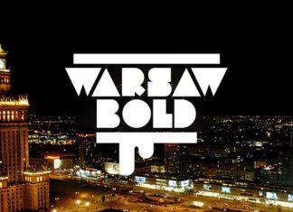Free Warsaw Bold Display Font
