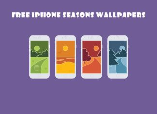 Free iPhone Seasons Wallpapers Pack
