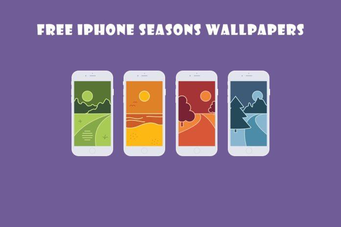 Free iPhone Seasons Wallpapers Pack