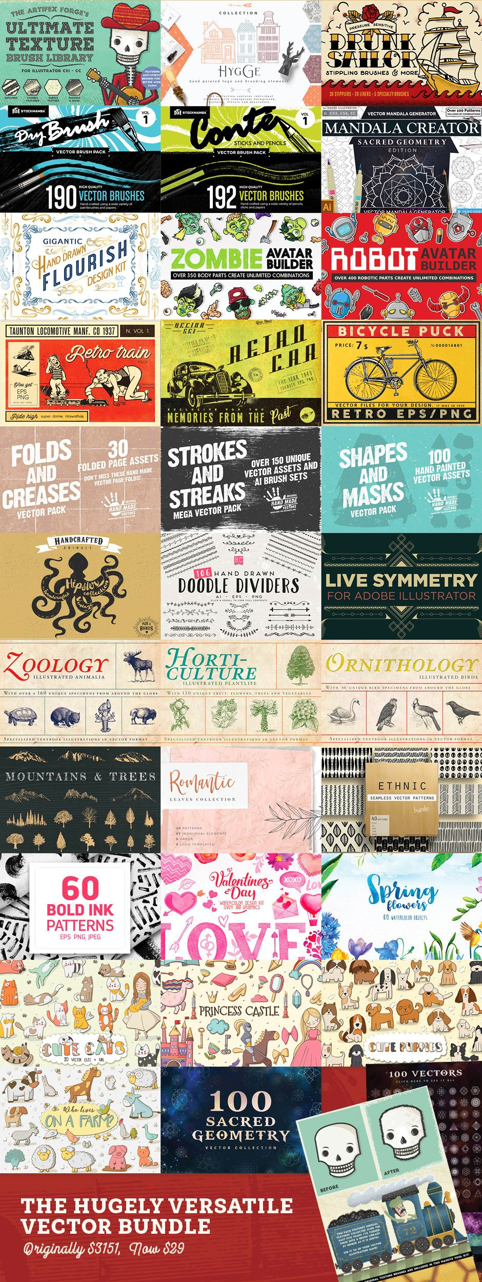 The Hugely Versatile Vector Bundle Just $29