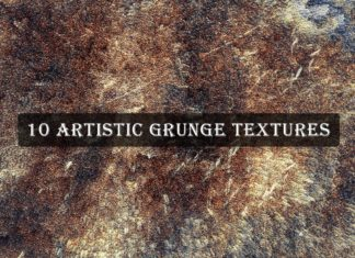 10 Free Artistic Grunge Textures