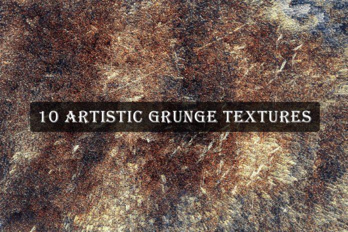 10 Free Artistic Grunge Textures