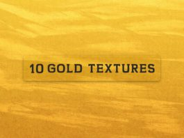 Gold Hand Crafted Textures