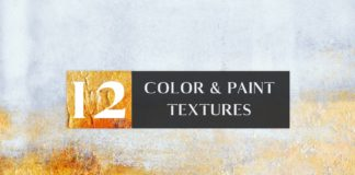 12 Free Color And Paint Textures