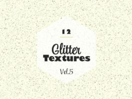 12 Free Glitter Textures Backgrounds Vol.5