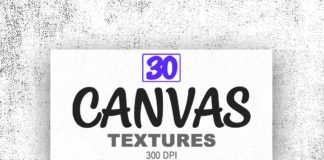 30 Free Canvas Textures Backgrounds