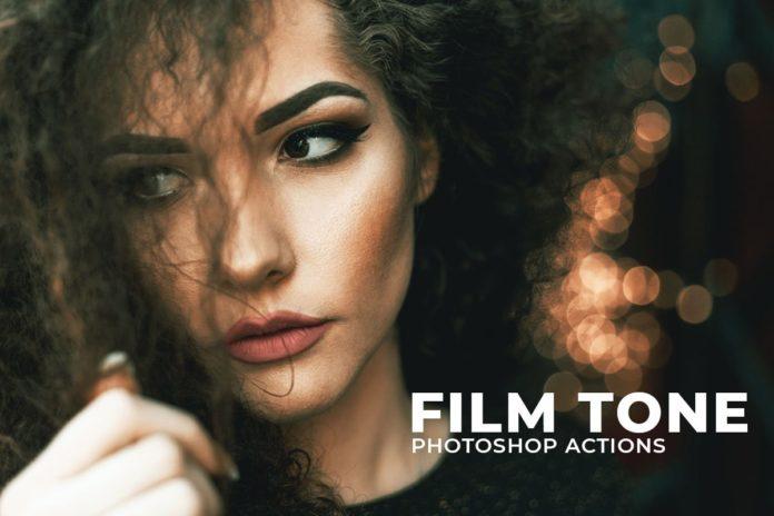 Free Film Tone Photoshop Actions 2018