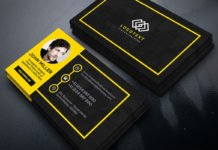 Free Graphic Designer Business Card