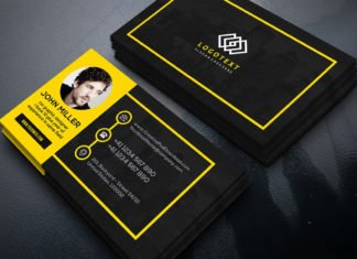 Free Graphic Designer Business Card