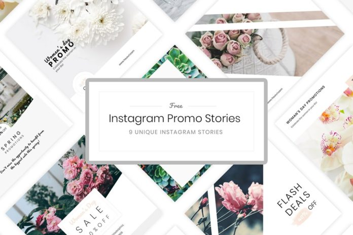 Free Instagram Promo Stories