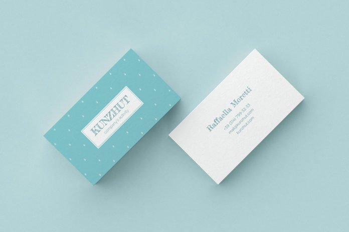 Free Kunzhut Business Card Template