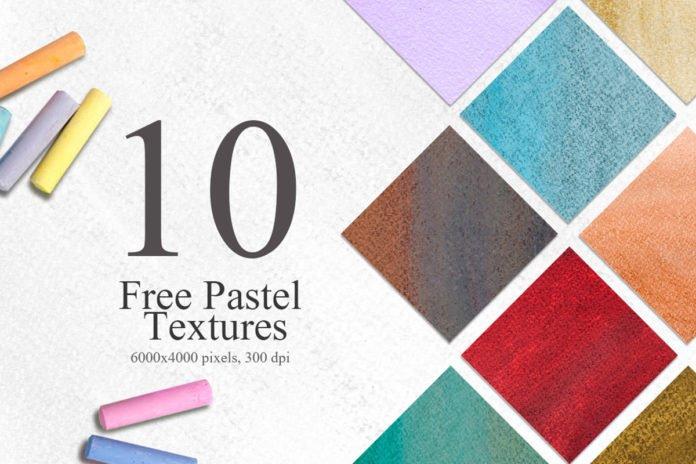 10 Free Pastel Textures