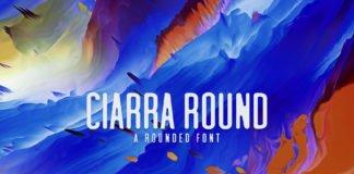 Free Ciarra Rounded Sans Serif Font