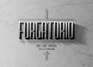 Free Furgatorio Sans Serif Font Family
