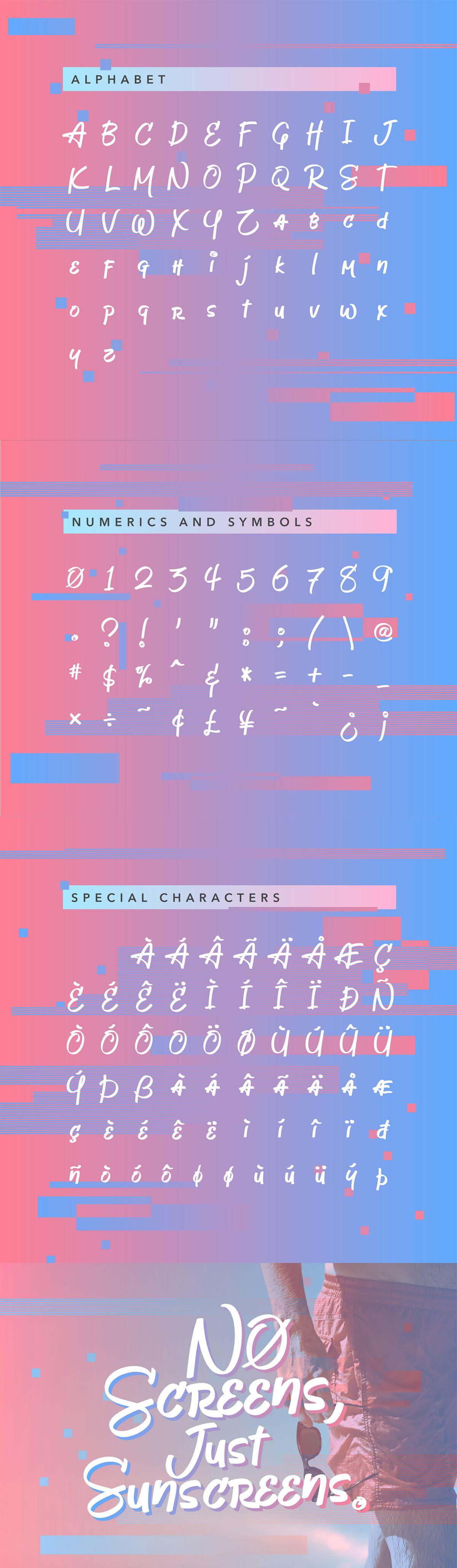 Free Jeboy Script Font