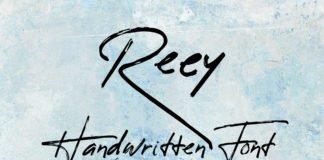 Free Reey Script Font