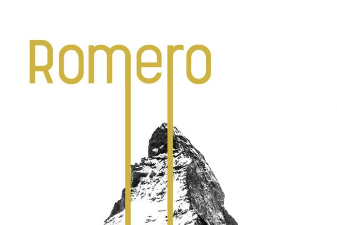 Free Romero Regular Sans Serif Font